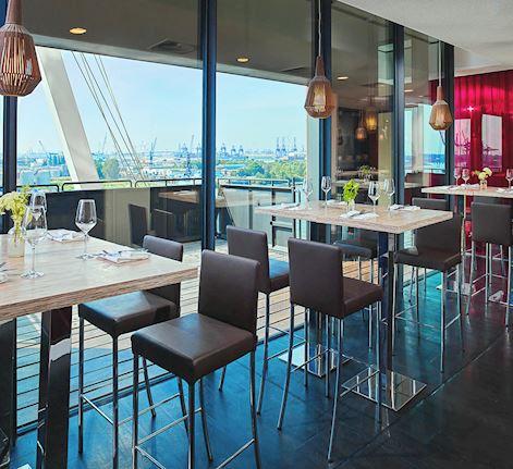 The Saffron Restaurant Hamburg