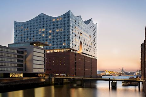 The Westin Hamburg Exterior